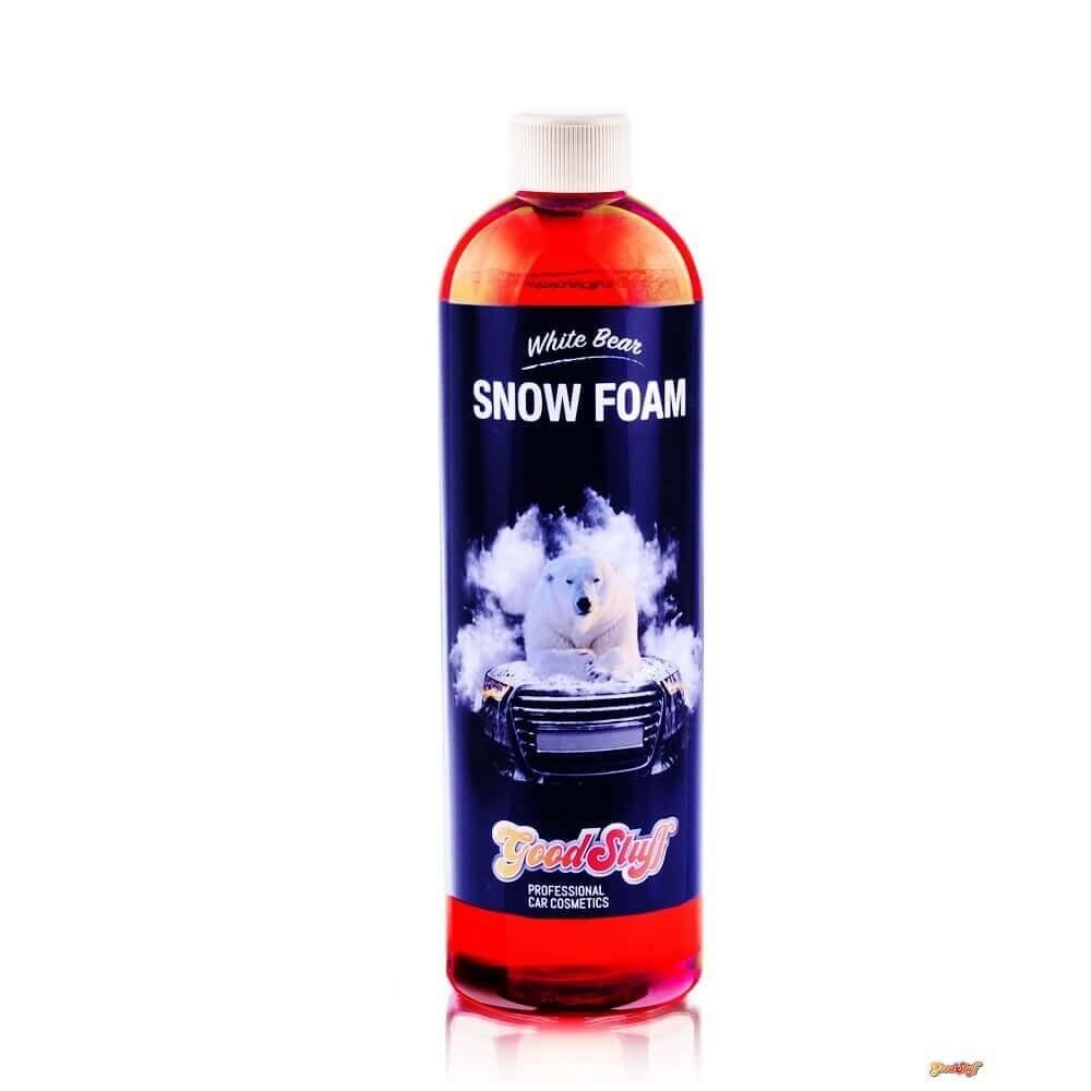 Good Stuff White Bear Snow Foam 500ml
