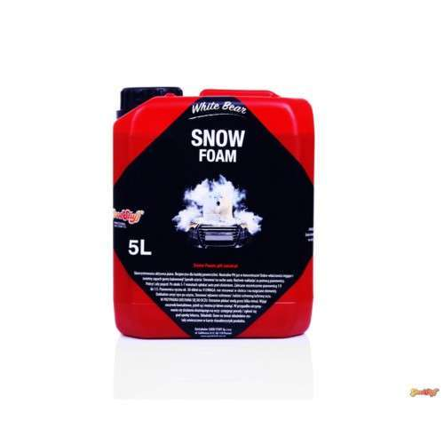 Good Stuff White Bear Snow Foam 5L